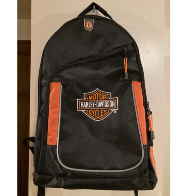 Harley Davidson(ハーレーダビッドソン)のリュック メンズのバッグ(バッグパック/リュック)の商品写真