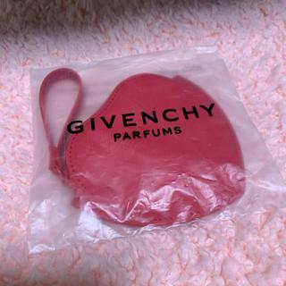 ジバンシィ(GIVENCHY)のGIVENCHY ♡ コインケース レッド(コインケース)