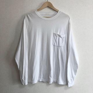 コモリ(COMOLI)のCOMOLI  ロンT (Tシャツ/カットソー(七分/長袖))