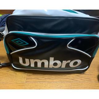UMBRO - umbro エナメルバッグ