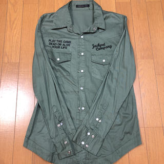 ジーナシス(JEANASIS)のシャツ janiss(シャツ/ブラウス(長袖/七分))