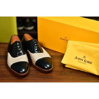 ジョンロブ(JOHN LOBB)の【新品】JOHN LOBB CITYⅢ 6EE 24.5cm(ドレス/ビジネス)
