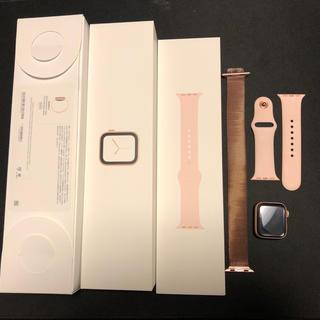 アップルウォッチ(Apple Watch)のAppleCare付き!Apple Watchシリーズ4(スマートフォン本体)