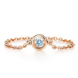 ティファニー(Tiffany & Co.)のティファニー バイザヤード(リング(指輪))