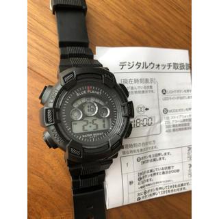 腕時計  BLUE PLANET (腕時計(デジタル))