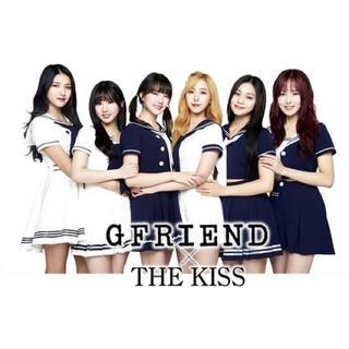 ザキッス(THE KISS)のGFRIEND × THE KISS シルバーネックレス イェリン(ネックレス)