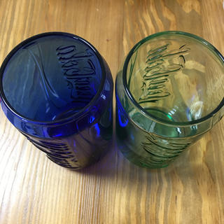 コカコーラ(コカ・コーラ)のコカコーラ コップ 2個セット(グラス/カップ)