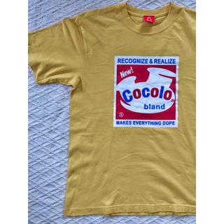ココロブランド(COCOLOBLAND)の《美品》cocolo bland ココロブランド プリント Tシャツ(Tシャツ/カットソー(半袖/袖なし))