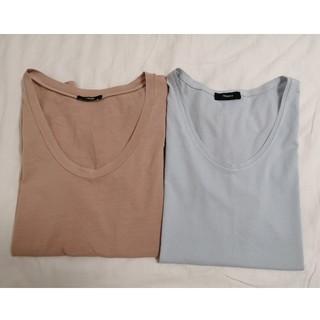 セオリー(theory)の■2枚セット■theoryTシャツ S(M)(Tシャツ(半袖/袖なし))