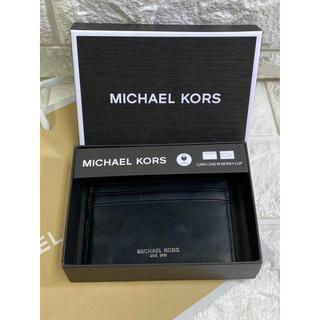マイケルコース(Michael Kors)の【新品・未使用】マイケルコース メンズ マネークリップ カードケース(マネークリップ)
