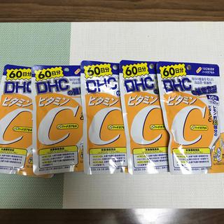 ディーエイチシー(DHC)のDHC ビタミンc  60日×5個(ビタミン)