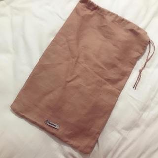 ミュウミュウ(miumiu)のミュウミュウ シューズ袋(ショップ袋)