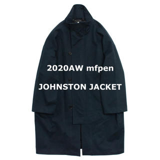1LDK SELECT - 2020AW mfpen JOHNSTON JACKET