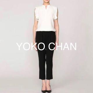 バーニーズニューヨーク(BARNEYS NEW YORK)の美品♡yoko chan ヨーコチャン♡スキッパージャンプスーツ(オールインワン)