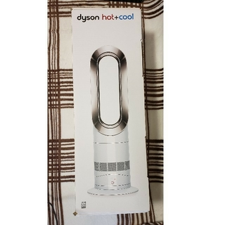 Dyson - Dyson Hot+Cool AM09WN ファンヒーター (ホワイト