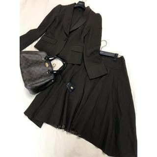 アナイ(ANAYI)のANAYI セットアップ スーツ ジャケット スカート アナイ(スーツ)