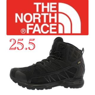 ザノースフェイス(THE NORTH FACE)の NORTHFACE トレッキングシューズ GORETEX ノースフェイス 防水(ブーツ)