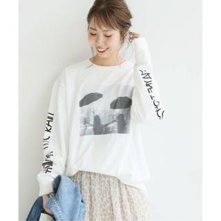スピックアンドスパン(Spick and Span)のSpick&Span  フォント ロンT  スピックアンドスパン(Tシャツ(長袖/七分))