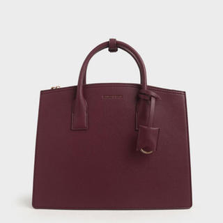 Charles and Keith - 新品 charleskeith 定価11550 ハンドバッグ