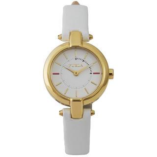 フルラ(Furla)のフルラ FURLA ホワイト腕時計(腕時計)