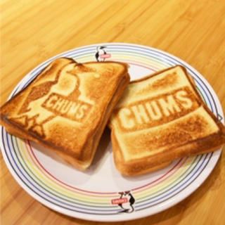 CHUMS - チャムスホットサンドクッカー