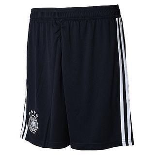 adidas - 新品 Sサイズ ドイツ代表 ホーム レプリカ サッカーパンツ 黒 adidas