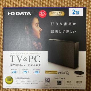 アイオーデータ(IODATA)のアイ・オ・データ ハードディスク(PC周辺機器)