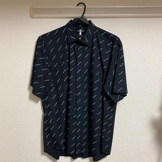 バレンシアガ(Balenciaga)のbalenciaga ロゴシャツ(シャツ)