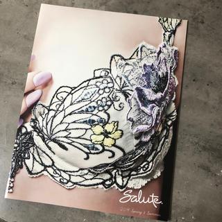 ワコール(Wacoal)のサルート 2014 SS カタログ Spring Summer 春夏コレクション(ファッション)