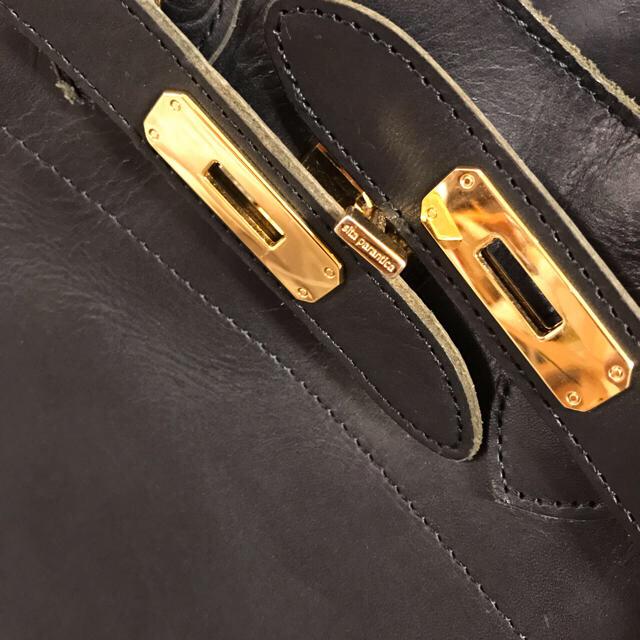 L'Appartement DEUXIEME CLASSE(アパルトモンドゥーズィエムクラス)の希少の黒‼️ sita parantica  ❤️ M トートバッグ レディースのバッグ(トートバッグ)の商品写真