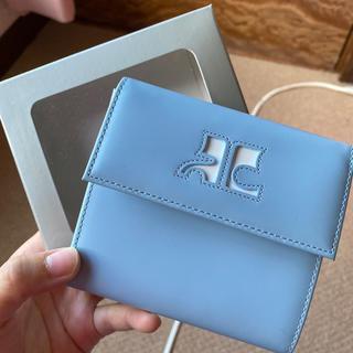 クレージュ(Courreges)のReika様専用 新品 クレージュ財布(財布)