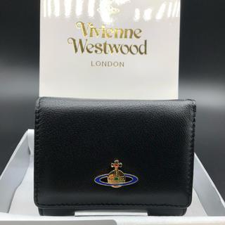 Vivienne Westwood - 【新品・正規品】ヴィヴィアン ウエストウッド 折財布 124 がま口 プレゼント
