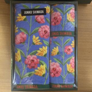 ジュンコシマダ(JUNKO SHIMADA)のJUNKO SHIMADA バスタオル 3枚セット(タオル/バス用品)
