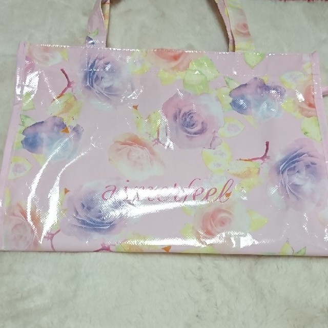 aimer feel(エメフィール)のショップ袋 レディースのバッグ(ショップ袋)の商品写真
