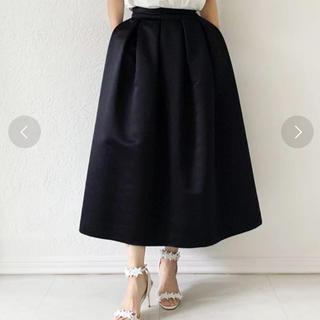 ツルバイマリコオイカワ(TSURU by Mariko Oikawa)のtsurubymarikooikawa スカート odette(ロングスカート)
