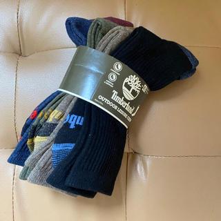Timberland - Timberland ティンバーランドメンズ靴下 4足セット 26.5〜30cm
