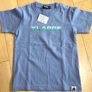 エクストララージ(XLARGE)の【未使用】XLARGE エクストララージ ロゴTシャツ 110(Tシャツ/カットソー)