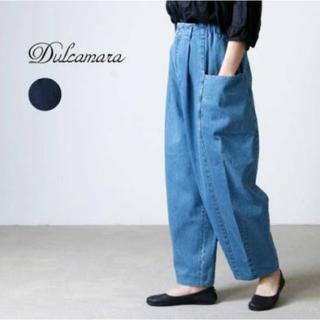ドゥルカマラ(Dulcamara)の Dulcamara ドゥルカマラ  デニム3サイドパンツ(20SS)(デニム/ジーンズ)
