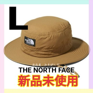 THE NORTH FACE - 【新品未使用】カーキL THE NORTH FACE ホライズンハット