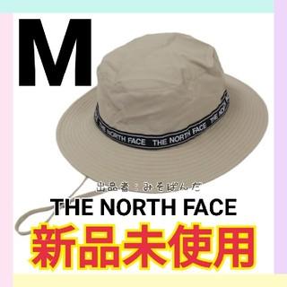ザノースフェイス(THE NORTH FACE)の【新品未使用】THE NORTH FACE レタードハット WB Lサイズ(ハット)