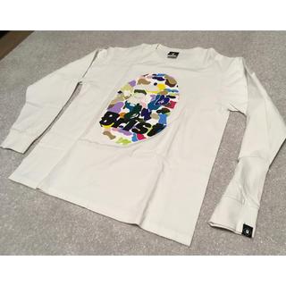 エフシーアールビー(F.C.R.B.)のBAPE X FCRB L/S APE HEAD TEE(Tシャツ/カットソー(七分/長袖))