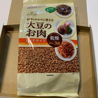 コストコ(コストコ)のコストコ 大豆のお肉 乾燥ミンチタイプ 100g×3袋(豆腐/豆製品)