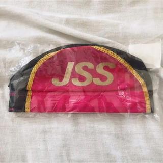 ミズノ(MIZUNO)のJSS ツートンカラー スイムキャップ ミズノ 水泳帽(マリン/スイミング)