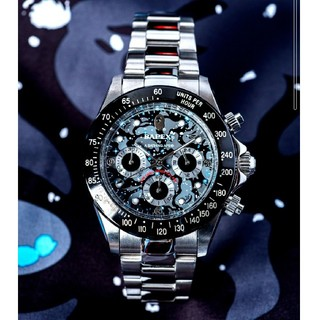 A BATHING APE - A BATHING APE SPACE CAMO TYPE 3 BAPEX