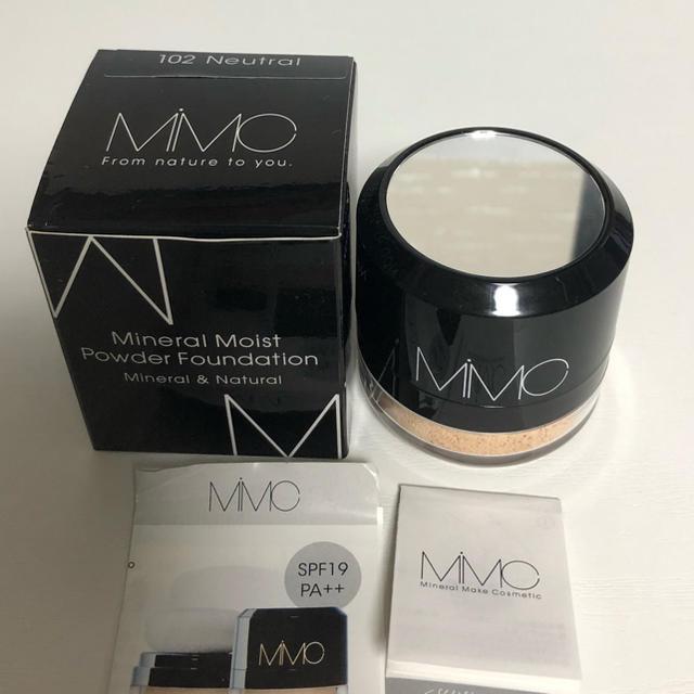 MiMC(エムアイエムシー)のMiMC ミネラルモイストパウダーファンデーション コスメ/美容のベースメイク/化粧品(ファンデーション)の商品写真