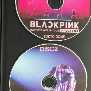 エイチティーシーブラック(HTC BLACK)のBLACKPINK WORLDツアー IN YOUR AREA チャプター付き(ミュージック)