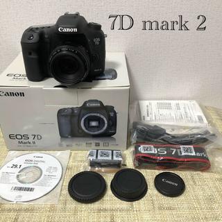 Canon - Canon EOS 7D mark2 Ⅱレンズセット
