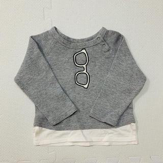 プティマイン(petit main)のプティマインロンT(Tシャツ)