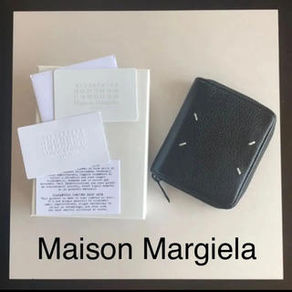 Maison Martin Margiela - Maison Margiela ジッパー マルジェラ コンパクトウォレット 財布