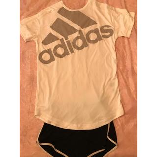 アディダス(adidas)のアディダス Tシャツ 短パンおまけ付き(ウェア)